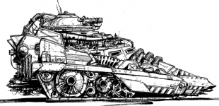 Shoe Tank I