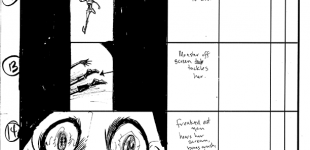 Chadam Storyboards Page 3