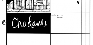 Chadam Storyboards Page 4
